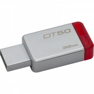 Memorie USB Kingston DataTraveler 50, 32GB, USB 3.0 Componente & Accesorii