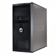 Calculator Dell OptiPlex 755 Tower, Intel Core 2 Duo E7200 2.53GHz, 2GB DDR2, 250GB SATA, DVD-RW Calculatoare