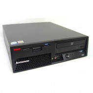 Lenovo M55 SFF, Intel Dual Core E6300 1.86Ghz, 2Gb DDR2, 80Gb SATA, DVD-RW Calculatoare