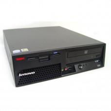 Lenovo M55 SFF, Intel Dual Core E6300 1.86Ghz, 2Gb DDR2, 80Gb SATA, DVD-RW Calculatoare