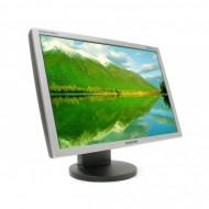 Monitor Samsung SyncMaster 2043BW, 20 Inch LCD, 1680 x 1050, VGA, DVI, Fara picior Monitoare & TV