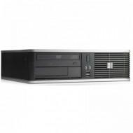 Calculator HP DC7900 SFF, Intel Core 2 Duo E7300 2.66GHz, 4GB DDR2, 80GB SATA, DVD-RW Calculatoare