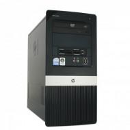 Calculator HP Compaq DX2400, Intel Core 2 Duo E7200 2.53GHz, 2GB DDR2, 250GB SATA, DVD-ROM Calculatoare