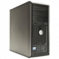 Calculator Dell Optiplex 760 Tower, Intel Pentium E5400 2.70GHz, 4GB DDR2, 250GB SATA, DVD-RW Calculatoare