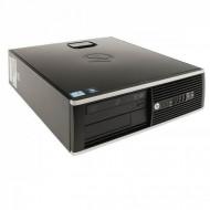 Calculator Second-Hand HP 8200 Elite SFF, Intel Core i7-2600 3.40GHz, 4GB DDR3, 500GB SATA, DVD-RW Calculatoare