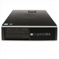 Calculator HP Compaq Elite 8000 SFF, Intel Core 2 Duo E8400 3.00GHz, 4GB DDR2, 160GB SATA Calculatoare