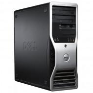 Workstation Dell Precision T3500, Xeon Quad Core W3520 2.66GHz - 2.93GHz, 6GB DDR3, HDD 500GB SATA, DVD-ROM, Placa video Gaming AMD Radeon R7 350 4GB GDDR5 128-Bit Calculatoare