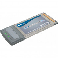 Card Wireless Laptop, D-Link AirPremier AG DWL-AG660, 802.11a/g Tri-Mode Dualband, Type II CardBus, Nou Laptopuri