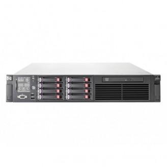 Server HP ProLiant DL380 G6, 1x Intel Xeon Quad Core E5520 2.26Ghz, 32Gb DDR3 ECC, 2x 146Gb SAS, DVD-ROM, RAID P410i, 1 x 750W HS Servere & Retelistica