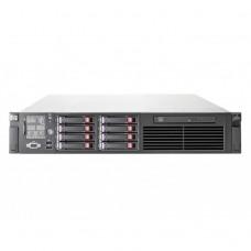 Server HP ProLiant DL380 G6, 1x Intel Xeon Quad Core E5506 2.13Ghz, 48Gb DDR3 ECC, 2x 450Gb SAS, DVD-ROM, RAID P410i, 1 x 750W HS Servere & Retelistica