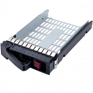 Caddy/Sertar Hard Disk HP, 3.5 inch, compatibil cu servere si storageworks din seriile DL, ML si Proliant Servere & Retelistica