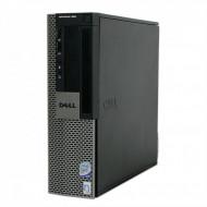Calculator Dell OptiPlex 960 SFF, Intel Core2 Duo E8400 3.00GHz, 4GB DDR2, 250GB SATA, DVD-RW Calculatoare