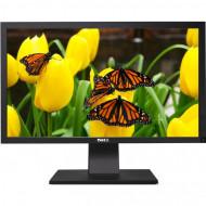Monitor Profesional Full HD Dell P2411Hb, 24 inch LED-Backlight, 5 ms, VGA, DVI, USB, 1920 x 1080, Grad A- Monitoare & TV