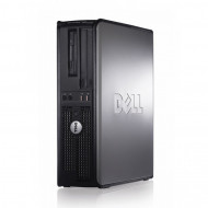Calculator Dell OptiPlex 780 Desktop, Intel Core2 Quad Q9400 2.66GHz, 4GB DDR3, 250GB SATA, DVD-RW Calculatoare