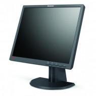 Lenovo ThinkVision L192P, LCD, 19 inch, 1280 x 1024, 20ms, VGA, DVI, Grad A-, Fara Picior Monitoare & TV