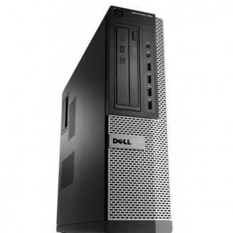 Calculator Dell OptiPlex 990 Desktop, Intel i5-2400 3.10GHz, 4GB DDR3, 250GB SATA, DVD-ROM Calculatoare