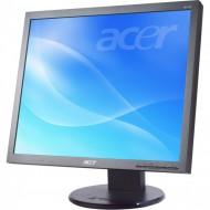 Monitor Acer B173, 17 inch LCD, 1280 x 1024, VGA, DVI, Difuzoare integrate Monitoare & TV