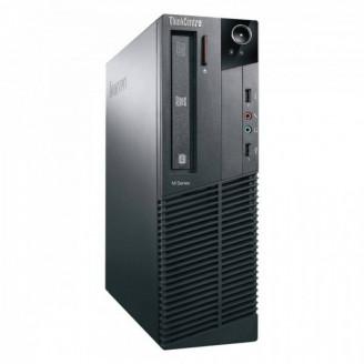 Calculator Lenovo M81 SFF, Intel Core i7-2600 3.40GHz, 4GB DDR3, 250GB SATA, DVD-ROM Calculatoare