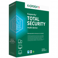 Antivirus Kaspersky Total Security Multi Device - Home User Software & Diverse