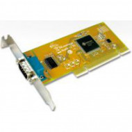 Port serial 9 pini, high profile, conexiune PCI Calculatoare