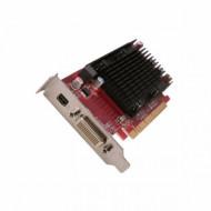 Placa video PCI-E ATI Radeon Card 6350 512MB, DMS-59, low profile design + Adaptor cablu video DMS 59 la 2 x VGA Calculatoare