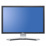 Monitor DELL E228WFP, 22 Inch, 1680 x 1050, VGA, DVI, Fara picior, Grad A- Monitoare & TV