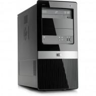 Calculator HP 3120 Pro MiniTower, Intel Core 2 Duo E7500 2.93GHz, 4GB DDR3, 500GB SATA, DVD-RW Calculatoare