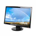 Monitor ASUS VH242, 24 Inch, 1920 x 1080, 5 ms, VGA, DVI, HDMI, Fara Picior