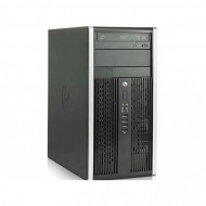 Calculator HP 6300 Pro Tower, Intel Pentium G2020 2.90GHz, 4GB DDR3, 250GB SATA, DVD-RW Calculatoare