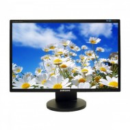 Monitor Refurbished Samsung B2243BW, 22 inch Widescreen, 1680 x 1050, VGA, DVI, 16.7 milioane de culori Monitoare & TV