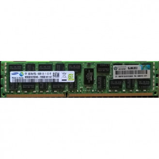 Memorie 8GB PC3-10600R DDR3-1333 REG ECC Servere & Retelistica