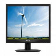 Monitor PHILIPS 17S1, 17 Inch LCD, 1280 x 1024, DVI, VGA, Fara picior Monitoare & TV