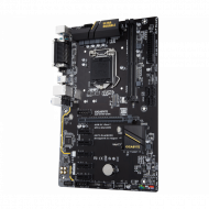 Placa de baza Gigabyte GA- H110-D3A, Socket 1151 v1, Shield + Procesor Intel Celeron G3900 2.80GHz + 4GB DDR4 + Cooler Calculatoare