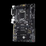Placa de baza Gigabyte GA- H110-D3A, Socket 1151 v1, Shield + Procesor Intel Celeron G3900 2.80GHz + 8GB DDR4 + Cooler Calculatoare