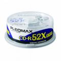 DVD-RW Samsung Pleomax 4.7GB, 16X Speed, Fara carcase, 10 Bucati