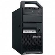 Workstation Lenovo ThinkStation E30 Tower, Intel Xeon Quad Core E3-1220 3.10GHz-3.40GHz, 8GB DDR3, 1TB SATA, Placa video Gaming AMD Radeon R7 350 4GB GDDR5 128-Bit, DVD-ROM Calculatoare