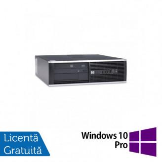 Calculator HP 4300 Pro SFF, Intel Core i3-3220 3.30GHz, 4GB DDR3, 500GB SATA, DVD-RW + Windows 10 Pro Calculatoare