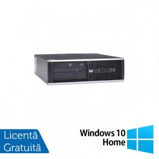 Calculator HP 4300 Pro SFF, Intel Pentium G2020 2.90GHz, 4GB DDR3, 500GB SATA, DVD-RW + Windows 10 Home Calculatoare