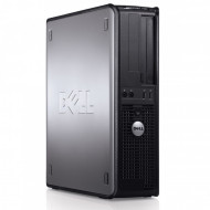 Calculator DELL 780 Desktop, Intel Core2 Duo E8400 3.00GHz, 4GB DDR3, 250GB SATA, DVD-RW Calculatoare