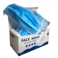 Set 50 bucati Masti de Protectie de unica folosinta - 3 straturi Produse Igienizare & Protectie