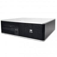 Calculator HP DC5800 SFF, Intel Core 2 Duo E8500 3.16GHz, 4GB DDR2, 250GB SATA, DVD-RW Calculatoare