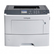 Imprimanta LEXMARK MS 610DN, Laser Monocrom, 47 PPM, USB, Retea Imprimante