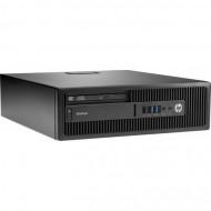 Calculator HP Elitedesk 705 G2 SFF, AMD A10-8700P 1.80GHz, 4GB DDR3, 120GB SSD, DVD-RW Calculatoare