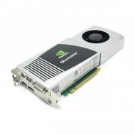 Placa video Nvidia Quadro FX 4800, 1.5GB GDDR3 384-Bit, Display Port, DVI Calculatoare