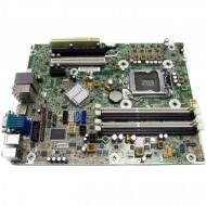 Placa de baza HP Elite 8200 SFF, Model 61183-001, DDR3, Socket 1155, Fara Shield Calculatoare