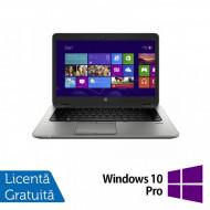 Laptop HP EliteBook 820 G1, Intel Core i5-4300U 1.90GHz, 4GB DDR3, 320GB SATA, Webcam, 12.5 Inch + Windows 10 Pro Laptopuri
