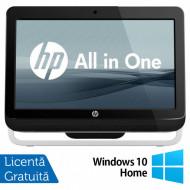 All In One HP Pro 3420, 20 Inch, Intel Core i3-2120 3.30GHz, 4GB DDR3, 500GB SATA, DVD-RW + Windows 10 Home Calculatoare