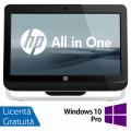 All In One HP Pro 3420, 20 Inch, Intel Core i3-2120 3.30GHz, 8GB DDR3, 500GB SATA, DVD-RW + Windows 10 Pro