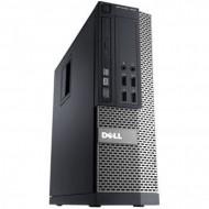 Calculator DELL OptiPlex 7010 SFF, Intel Core i3-3210 3.20GHz, 4GB DDR3, 500GB SATA, DVD-RW Calculatoare