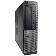 Calculator DELL OptiPlex 7010 Desktop, Intel Core i7-3770 3.40GHz, 4GB DDR3, 250GB SATA, DVD-ROM Calculatoare
